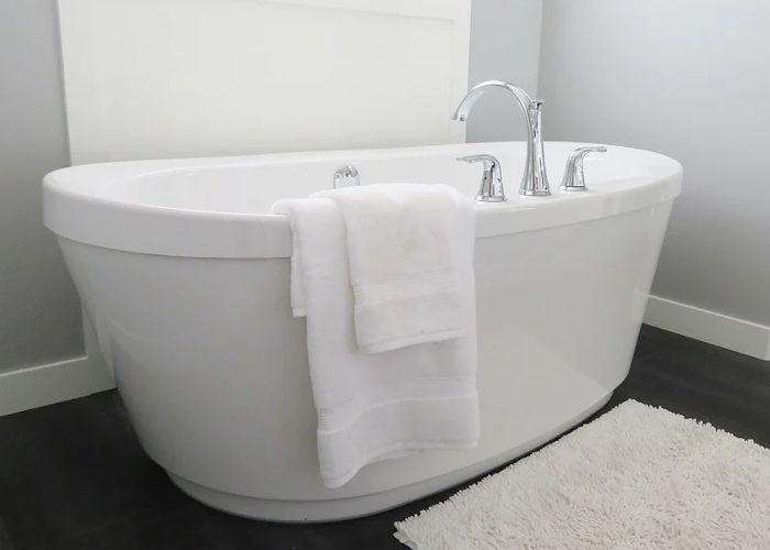 Eine Badewanne gehört in jedes Badezimmer